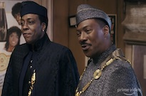 Eddie Murphy and Arsenio Hall Come to America in the First Trailer for 'Coming 2 America'