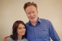 Conan O'Brien and Tina Fey Discuss the Declining Work Ethic at 'SNL'
