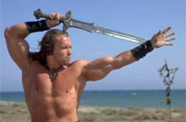Conan the Barbarian Is Getting His Own Netflix Show