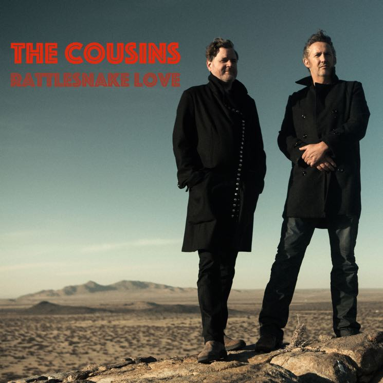 ​Kevin Hearn and Harland Williams Team Up as the Cousins for 'Rattlesnake Love' LP