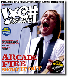 Exclaim Cover