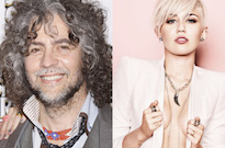 Flaming Lips' Wayne Coyne Opens Up About New Album, Miley Cyrus Collaborations