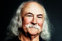 "David Crosby Says Woodstock 50 Is ""Dead"" and ""Not Happening"""
