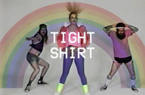 Cross Dog Take a Bite Out of Catcalling In Their 'Tight Shirt' Video