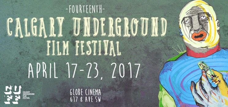 Here's the Lineup for the 2017 Calgary Underground Film Festival