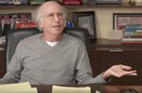 Larry David's Back and