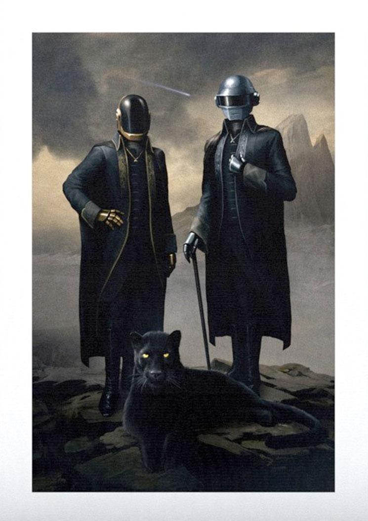 Daft Punk Released Fancy