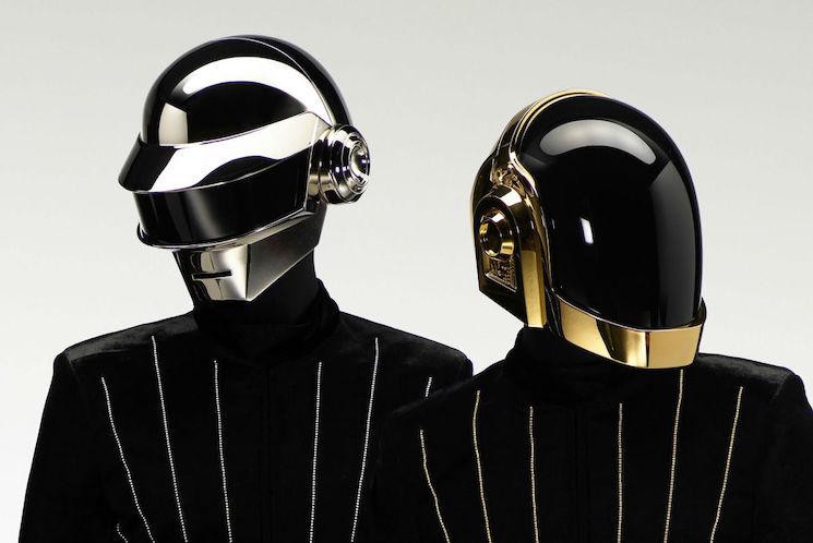Daft Punk Sales Jump 2,650% Following Split