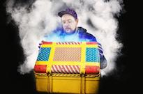 Dan Deacon Reveals the Importance of Lyrics and Relaxation on 'Gliss Riffer'
