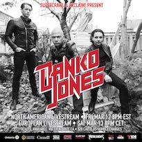 Danko Jones Announce 25th Anniversary Livestream Shows