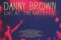 Danny Brown Finally Shares 'Live at the Majestic' Concert Doc