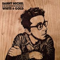 Danny Michel White & Gold