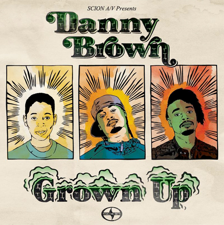 "Danny Brown - ""Grown Up"" / Nardwuar Interview"
