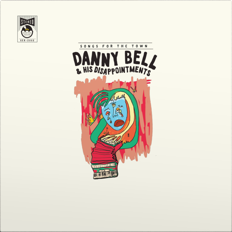Danny Bell & His Disappointments Bring Big Feelings to Small-City Living on 'Songs for the Town'