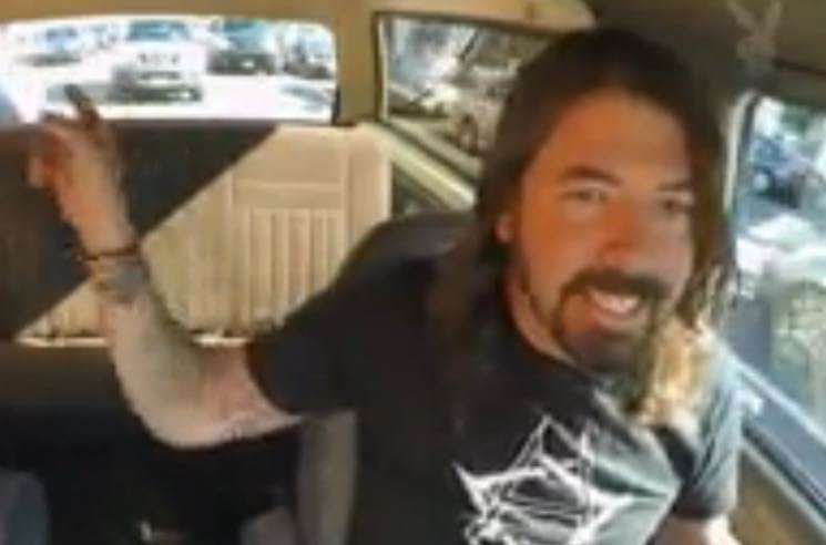 Dave Grohl Drives Through David Bowie's L.A., Reveals He Also Had a Collaboration Turned Down