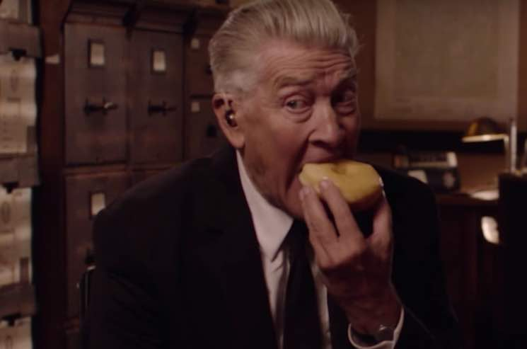 ​David Lynch Returns as Gordon Cole to Eat a Donut in New 'Twin Peaks' Teaser