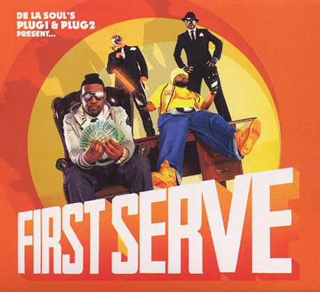 De La Soul's Plug 1 and Plug 2Present First Serve