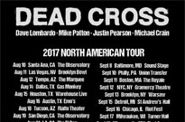 Dead Cross Take Debut Album on North American Tour