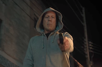 Bruce Willis Does His Best Charles Bronson Impression in the New 'Death Wish' Trailer