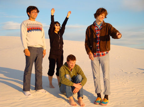 Deerhoof Talk Split Seven-Inch Series, Konono No.1 Collaboration and Vinyl Reissues