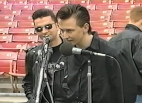 Depeche Mode'A Concert for the Masses' (documentary)