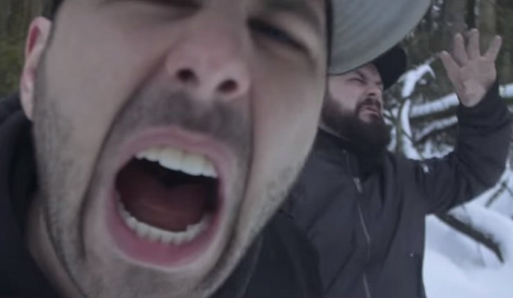 "Despised Icon""The Aftermath"" (video)"