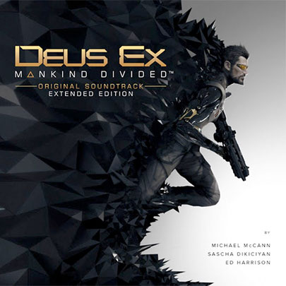Hear a Preview of the 'Deus Ex: Mankind Divided' Soundtrack