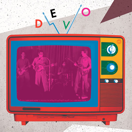 Devo Unearth 1977 Live Album 'Miracle Witness Hour'