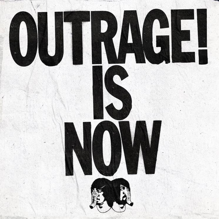 Resultado de imagen de Outrage! Is Now death from above