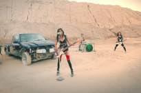 "Diemonds Premiere ""Our Song"" Video"