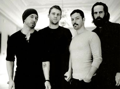 The Dillinger Escape PlanHazard Warning