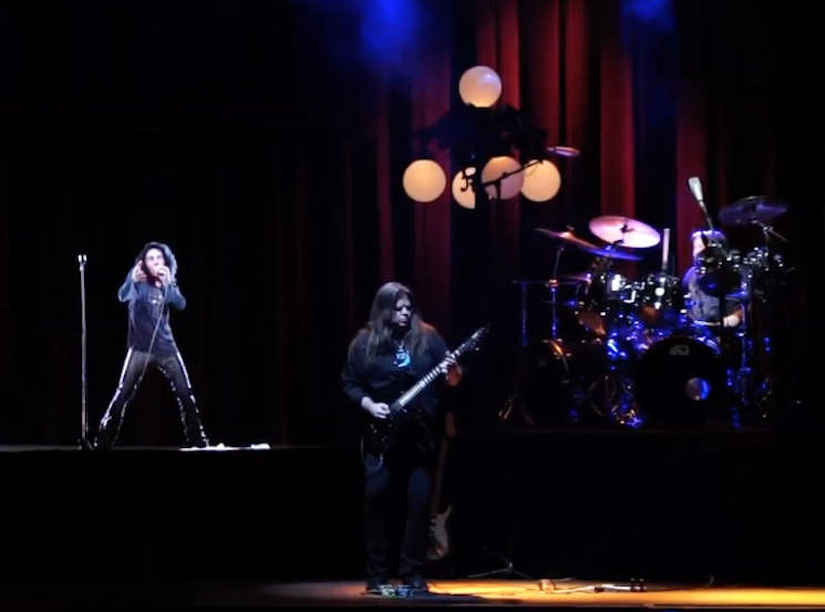 Ronnie James Dio Hologram Concert Tour Announced