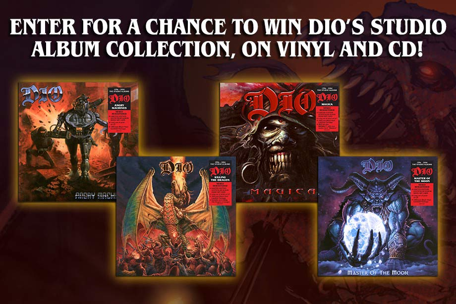 Dio – Enter for a chance win a studio album prize pack!
