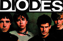 The Diodes Team Up with Teenage Head's Gordie Lewis for Canadian Tour Dates