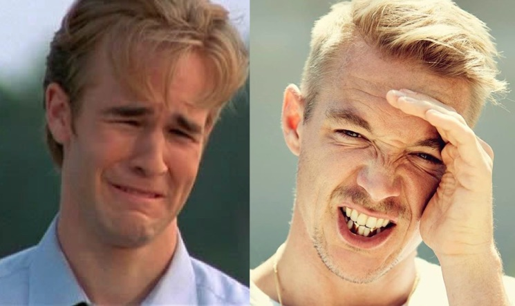 James Van Der Beek Will Play Diplo in a New EDM Sitcom