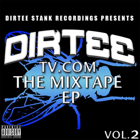 Dizzee Rascal'Dirtee TV.com: The Mixtape EP Vol. 2'