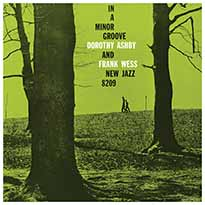 Dorothy Ashby and Frank Wess In A Minor Groove