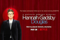 Watch the Trailer for Hannah Gadsby's Netflix Special 'Douglas'