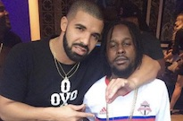 Drake Teams Up with Popcaan for Two New Songs
