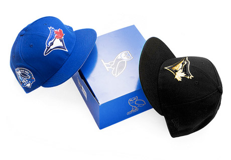 Drake Teams Up with Toronto Blue Jays for Baseball Cap
