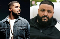 DJ Khaled Teases Two New Songs with Drake