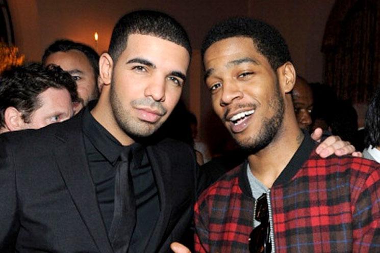 Kid Cudi Disses Drake While in Rehab