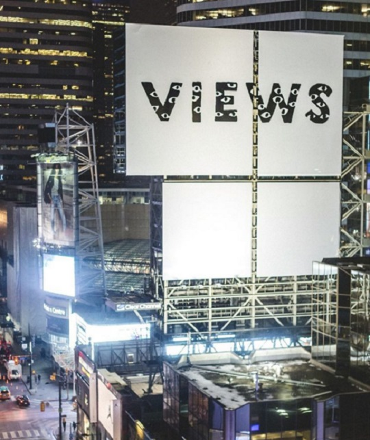 drake teasing views from the 6 with toronto ad campaign