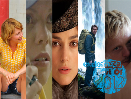 Exclaim's Best Films of 2012: - Drama