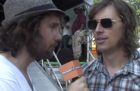 Kevin Drew Tries to Interview Sloan's Chris Murphy (False Start)