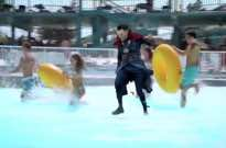 This Guy Edited Benedict Cumberbatch as Doctor Strange into a Waterpark and It's Hilarious