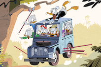 Disney's 'DuckTales' Reboot Has a Dream Cast for TV Nerds