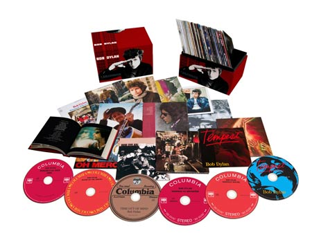 Bob Dylan Treated to Massive Retrospective Box Set