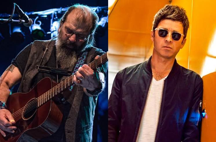 "Steve Earle Says Noel Gallagher Is the ""Most Overrated Songwriter in the Whole History of Pop Music"""