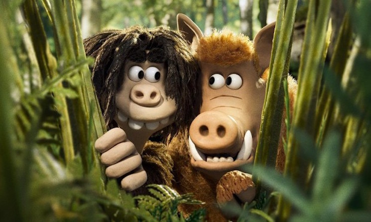 Here's the First Trailer for Aardman's Claymation Cro-Magnon Comedy 'Early Man'
